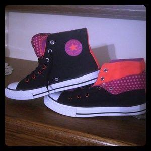Unique Converse shoes! Rare!